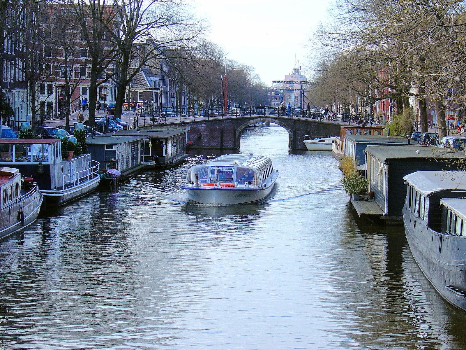 Рабочая поездка в Амстердам и отзыв о сим-карте Globalsim Direct