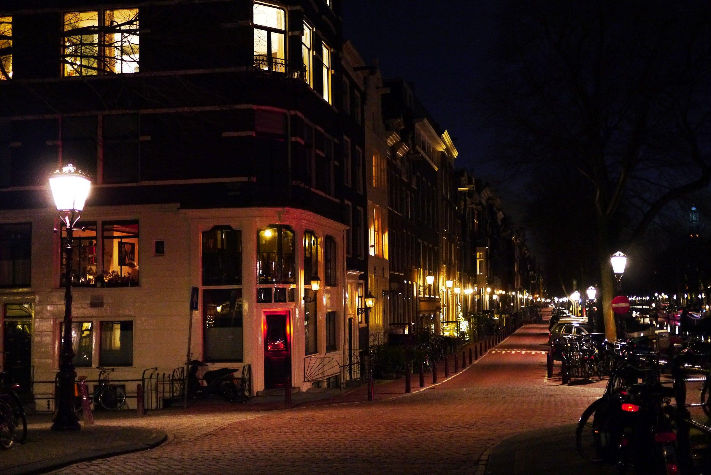 Рабочая поездка в Амстердам