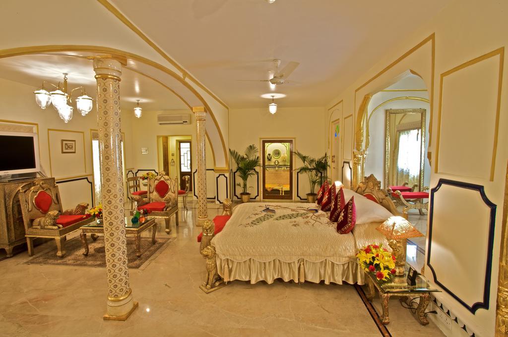 королевские апартаменты в Джайпуре