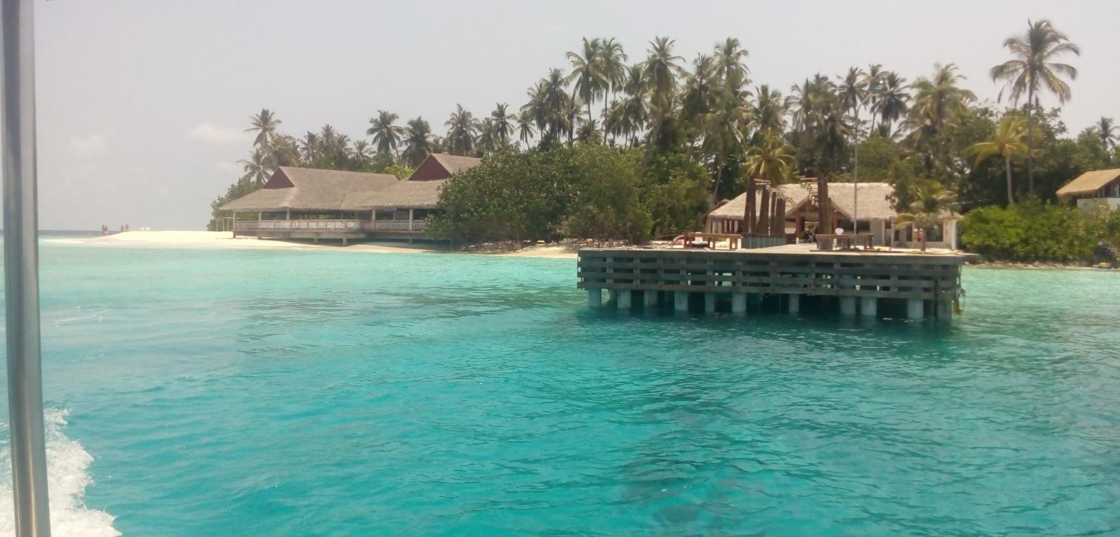 Неделя на Мальдивах в январе и отзыв о тарифе GlobalSim Direct