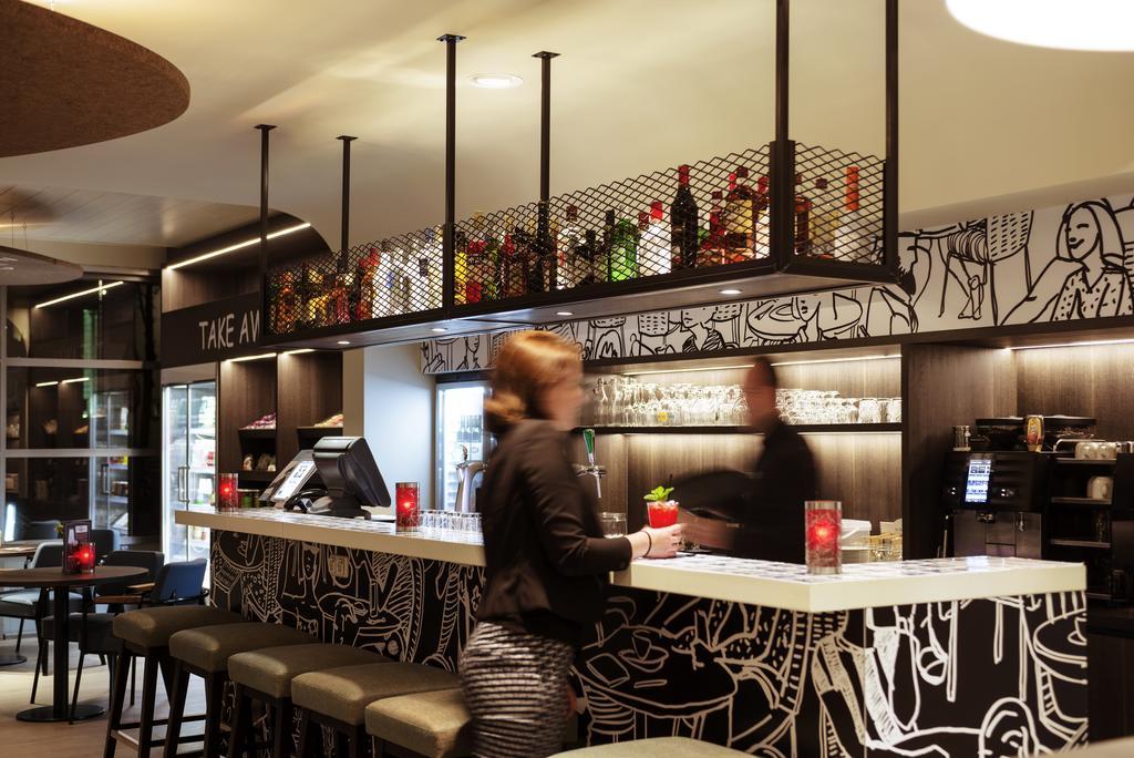 отель Ibis Amsterdam Centre Stopera