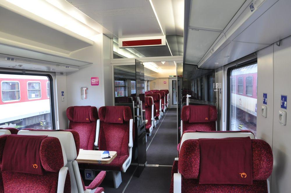 Путешествием по Словакии на поезде: тонкости и нюансы
