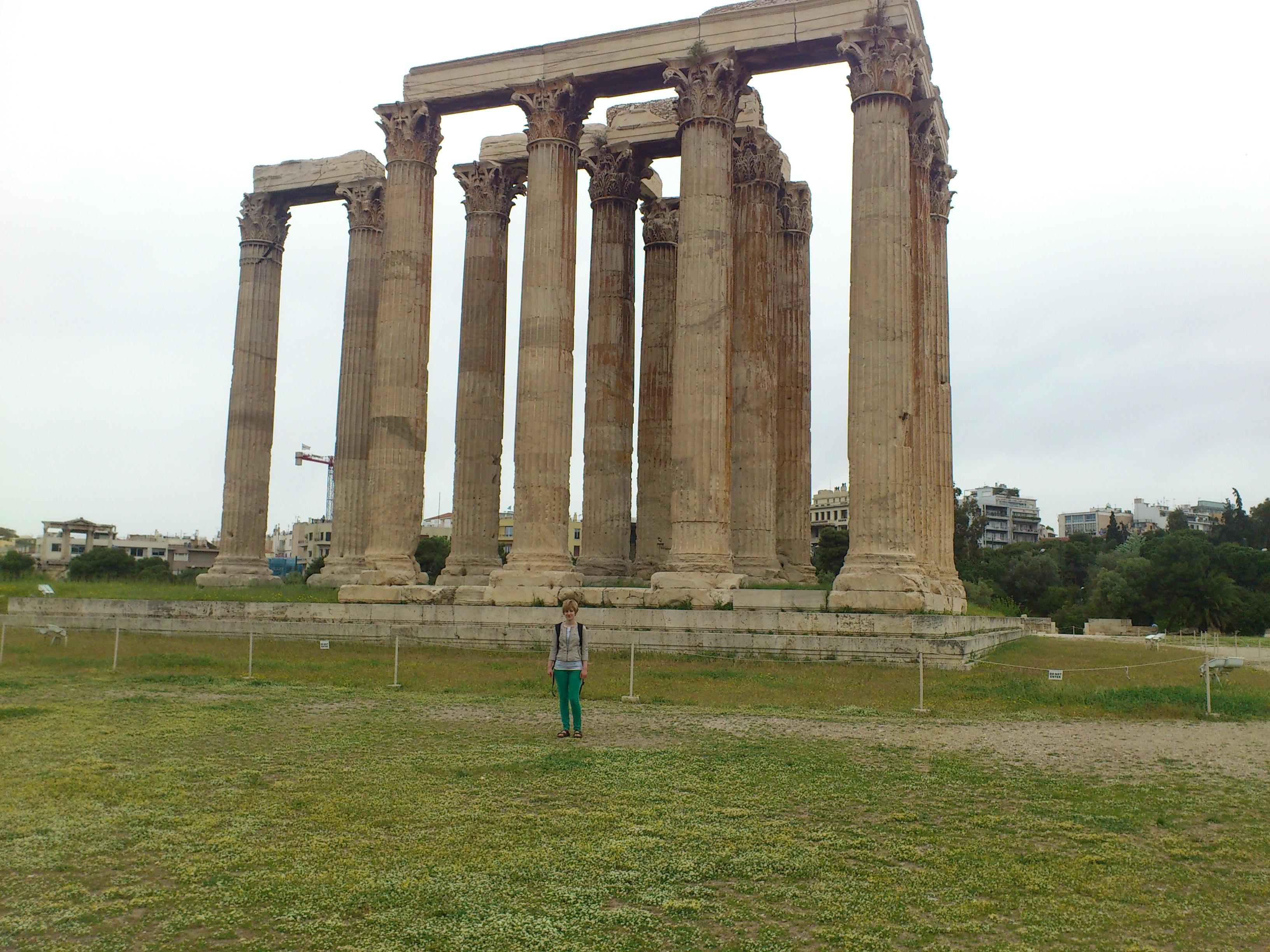 Сказочный декабрьский отдых в Греции