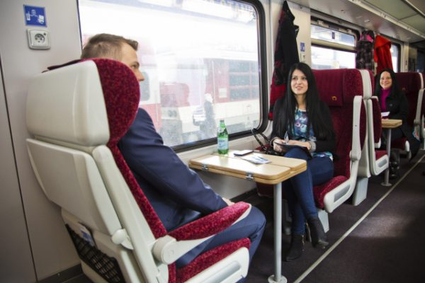 По Словакии на поезде: важная информация для туристов