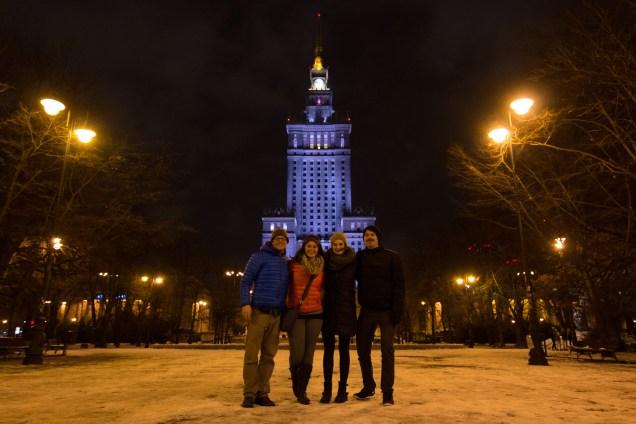 Чем мне понравилось предложение Orange для поездки в Варшаву
