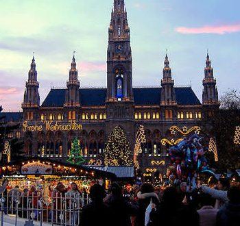 Новогодняя Вена – мои впечатления