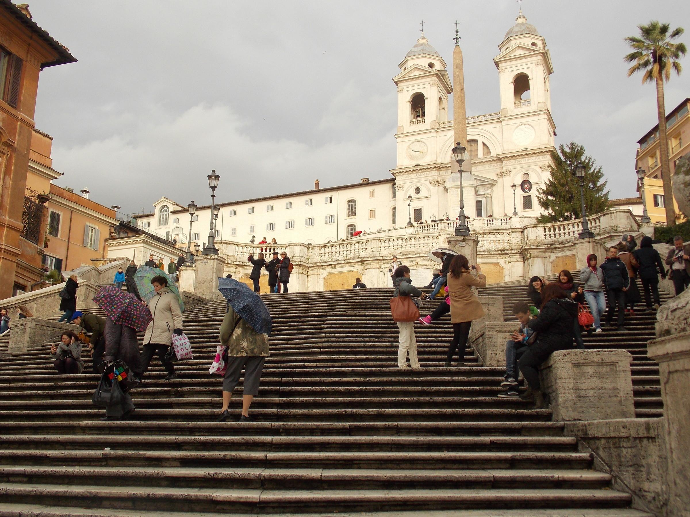 лучшее время для посещения Италии и отзыв о сим-карте Orange