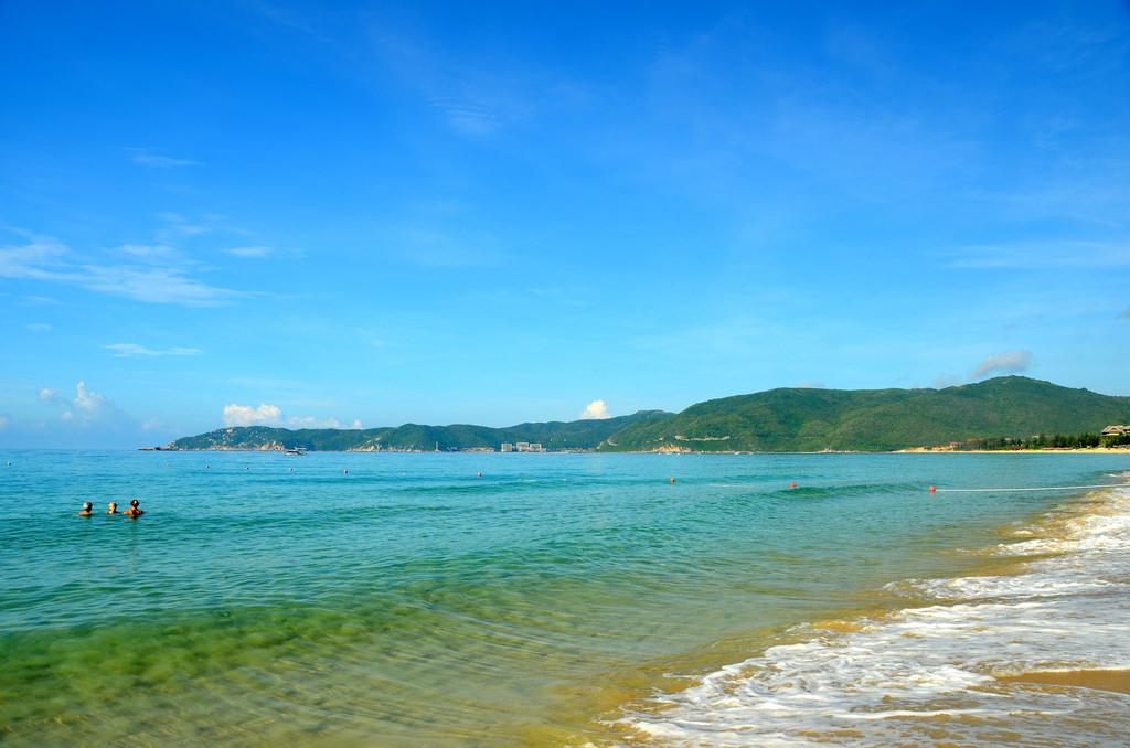 Infinity Ocean (находится в Clear Water Bay или Бухта чистой воды)