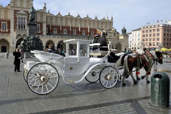 День влюбленных в Кракове. Автопутешествие в Польшу