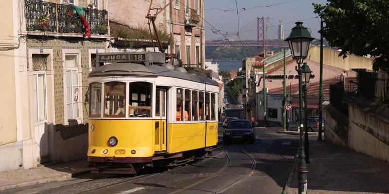Рабочая поездка в Лиссабон в начале февраля: первые впечатления о Португалии