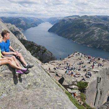 Как отдохнуть в Норвегии шикарно, но бюджетно?