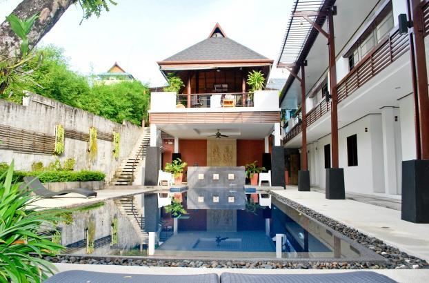 Впечатления от отеля Sharaya Boutique Hotel в Таиланде