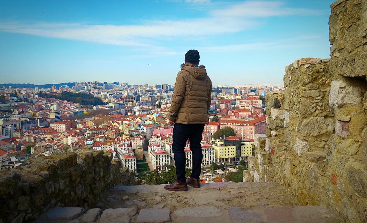 Рабочая поездка в Лиссабон в начале февраля: первые впечатления о Португалии и отзыв о сим-карте Ortel Mobile