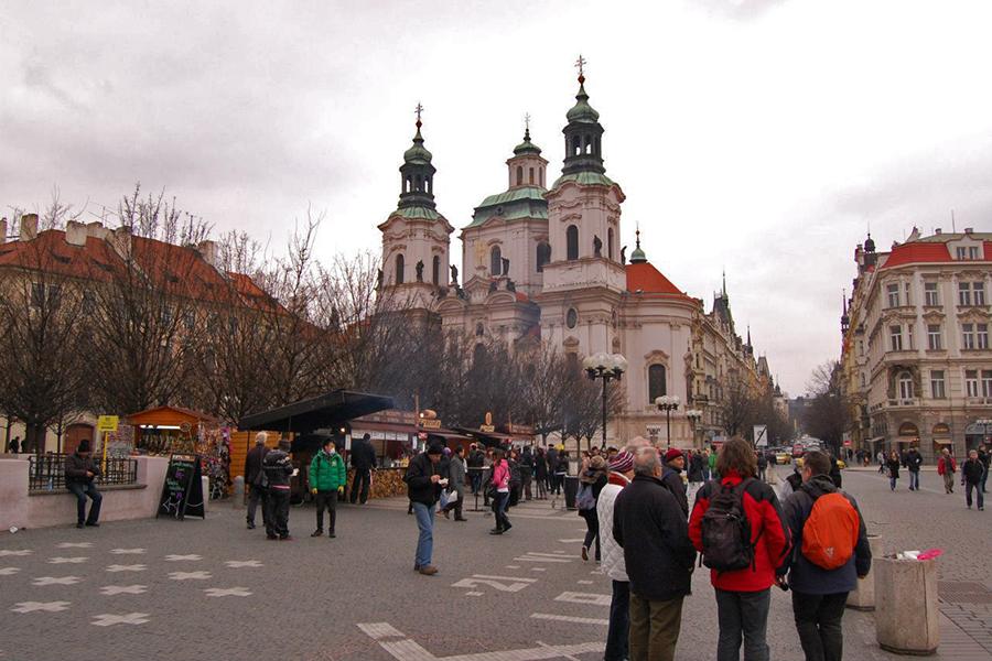 Незабываемая поездка в Прагу и отзыв о сим-карте Ortel Mobile