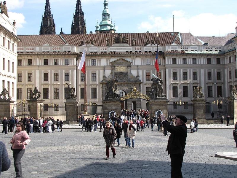 Почему стоит поехать в январе в Прагу?