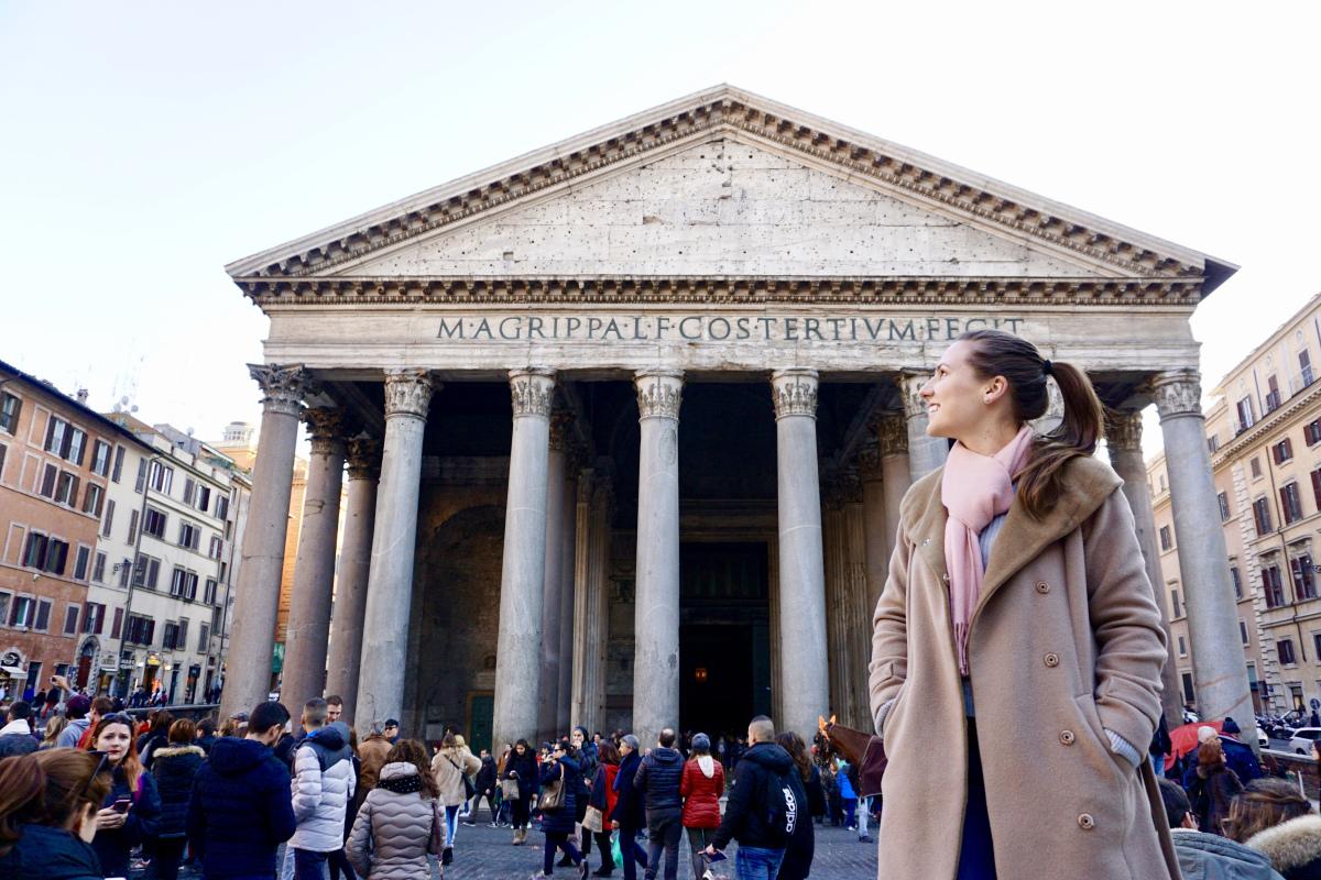 Почему февраль – лучшее время для посещения Италии и отзыв о сим-карте Orange