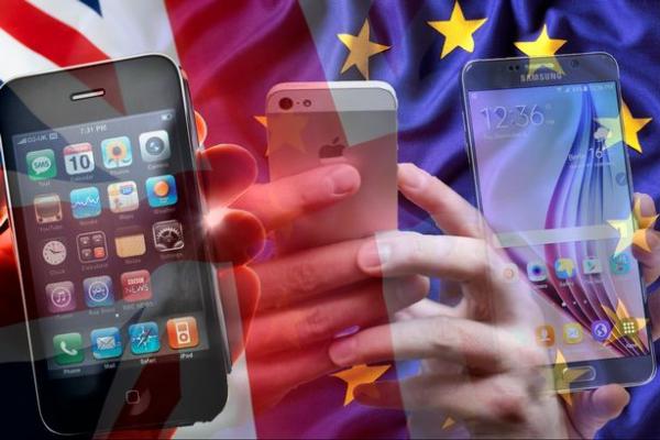 Британцы скоро начнут снова оплачивать роуминг в Европе?
