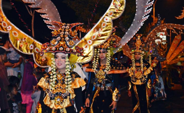 Впечатления от карнавала в Бразилии