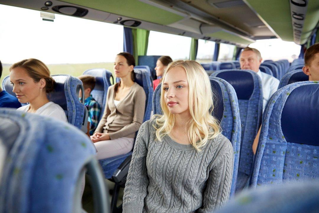 Как сохранить хорошее самочувствие в автобусном путешествии?