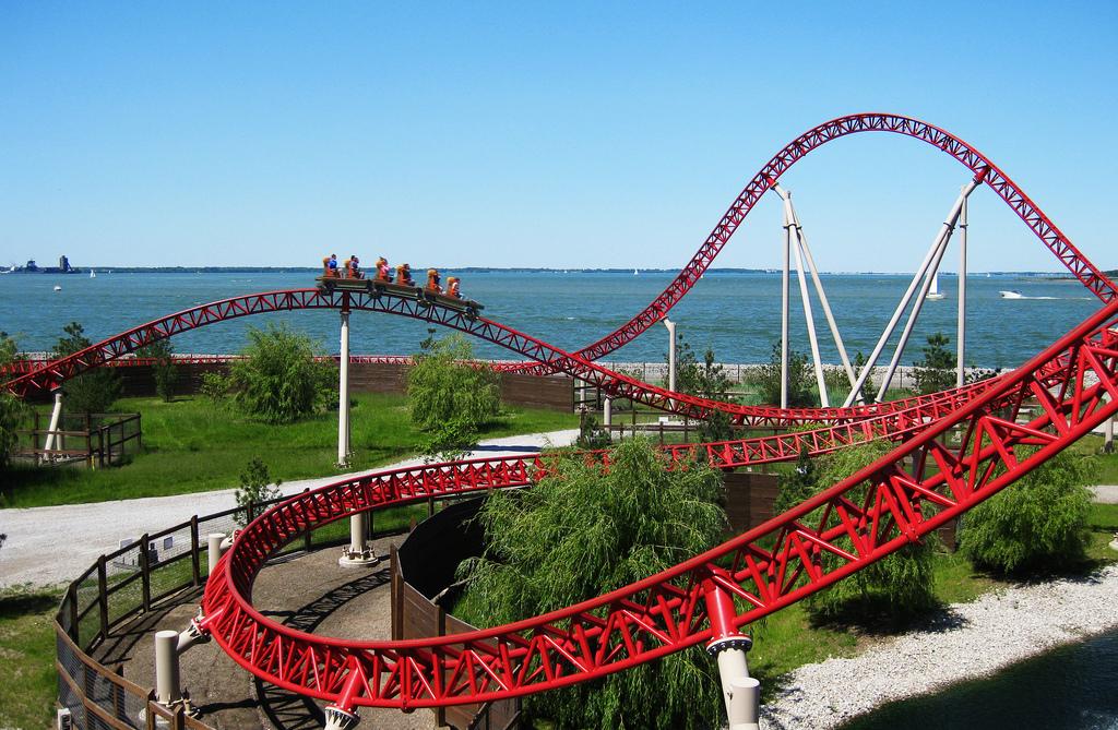 Огайо Cedar Point