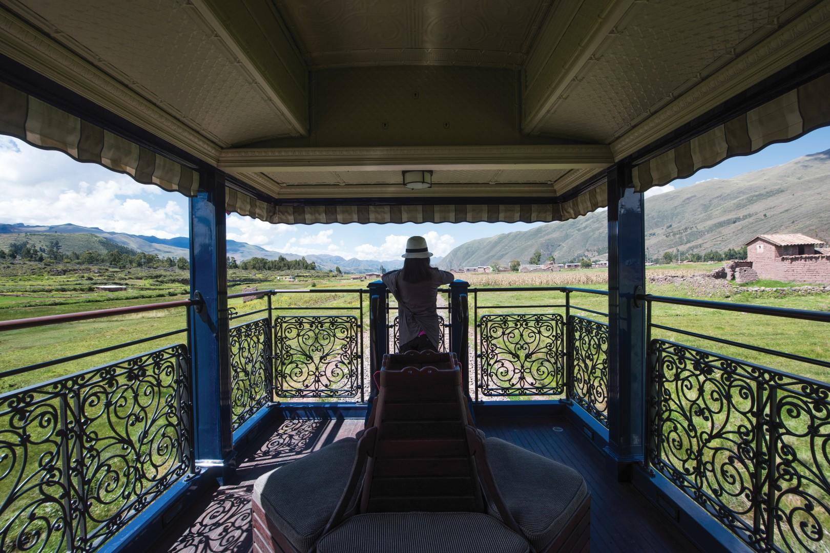 Самые роскошные поезда в мире: эксклюзивные путешествия
