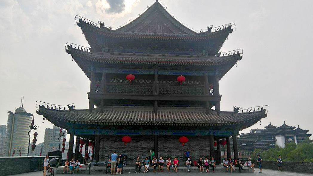 Рабочая поездка в Сиань (Китай) в марте 2018 и отзыв о роуминге «Мегафона»