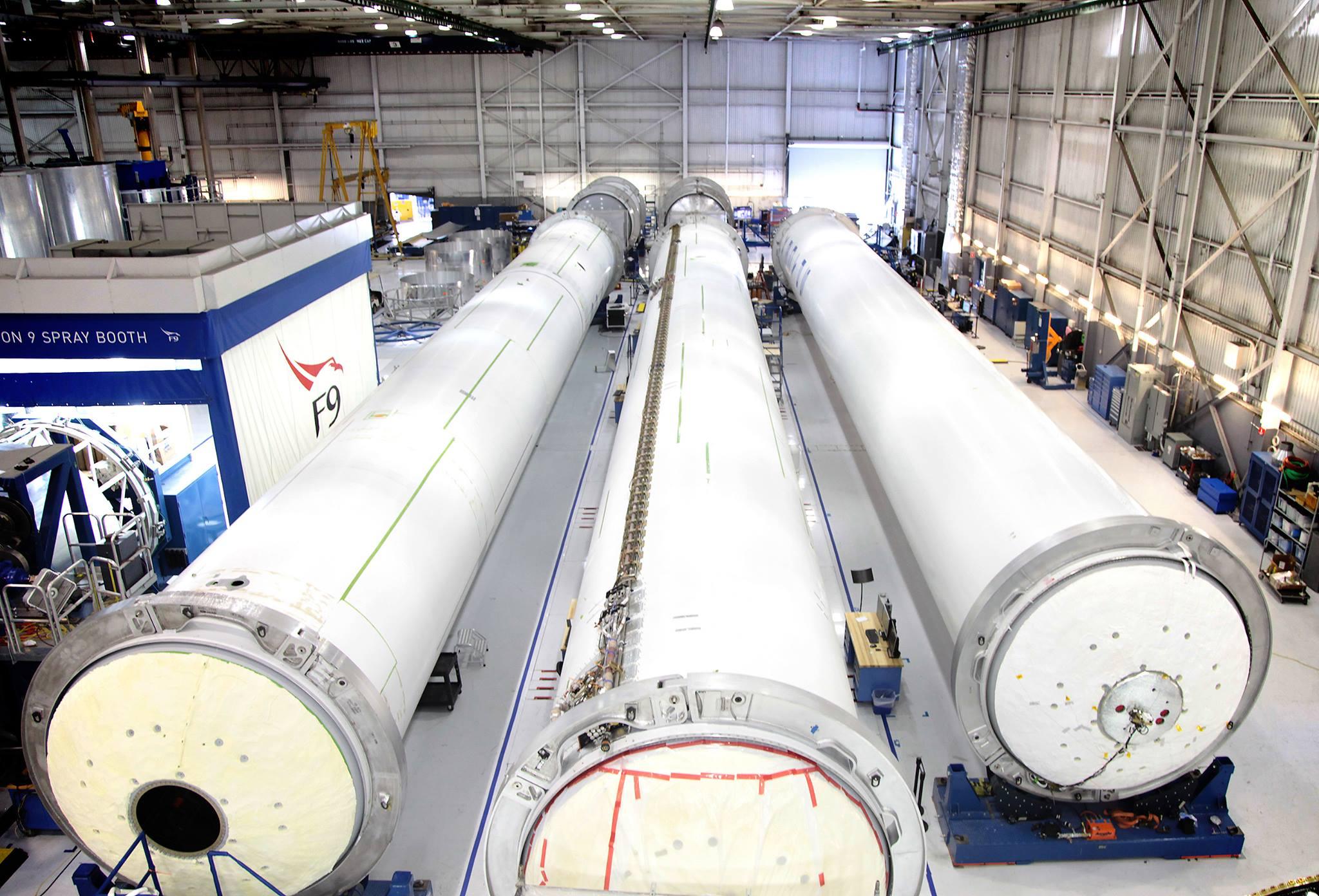 главный офис SpaceX