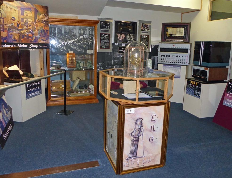 Компьютерный музей в Монтане