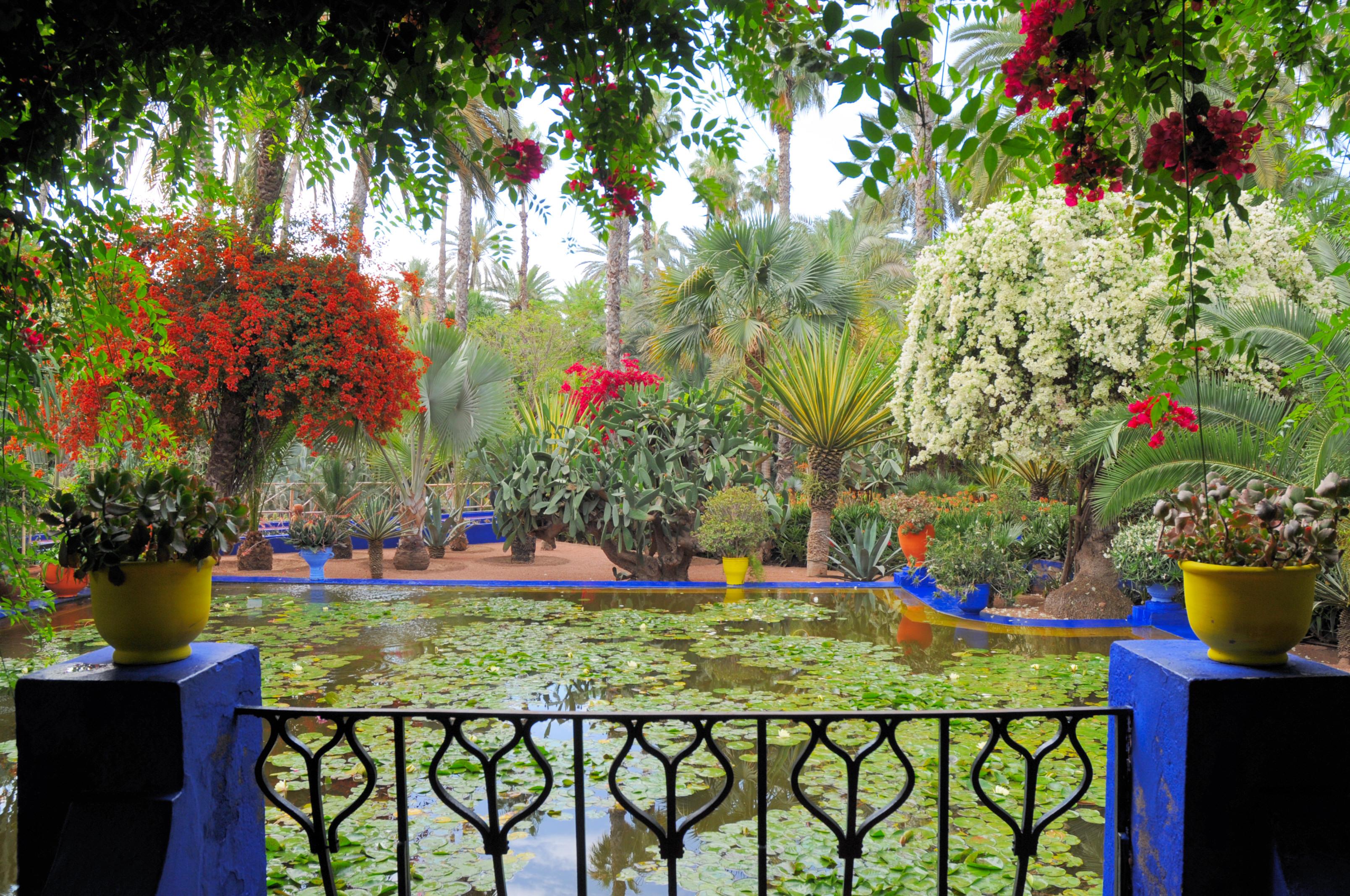 Пять причин выбрать для апрельской поездки за границу Марокко