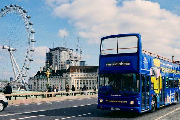 Как исследовать Лондон всего за 1 фунт: новая автобусная экскурсия для туристов