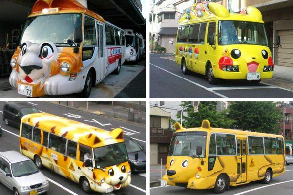 До чего техника дошла, или самые необычные автобусы в мире