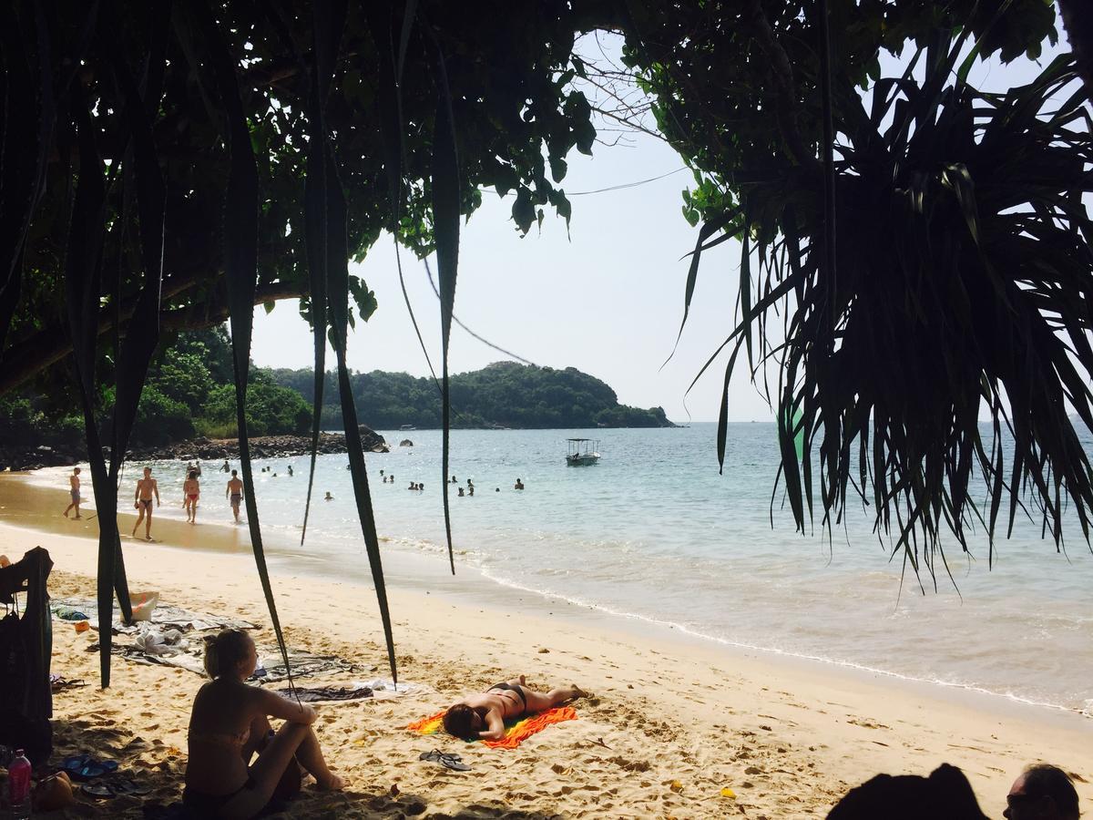 пляж на Шри-Ланка оЧтобы я посоветовала отдыхающим?