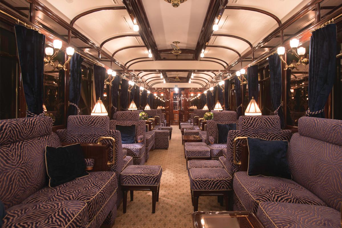 раскошный Venice Simplon-Orient Express
