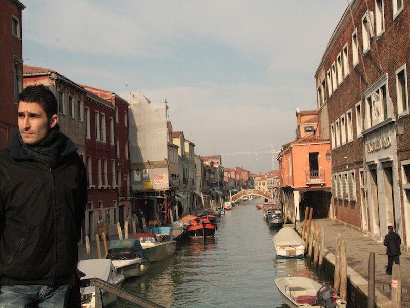 Командировка в Венецию в апреле и отзыв о роминге