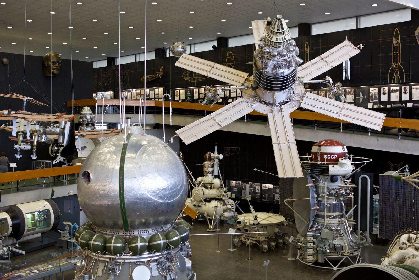 Топ-5 «космических» экскурсий