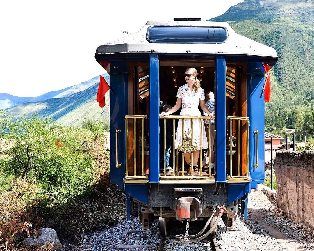Невероятное путешествие на поезде в Мачу-Пикчу