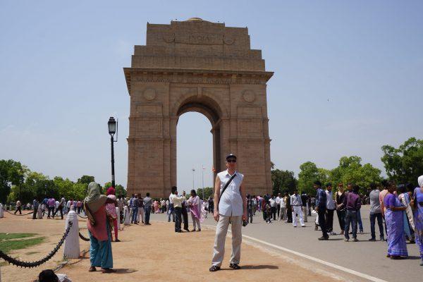 Рабочая поездка в Дели и отзыв о тарифе GlobalSim