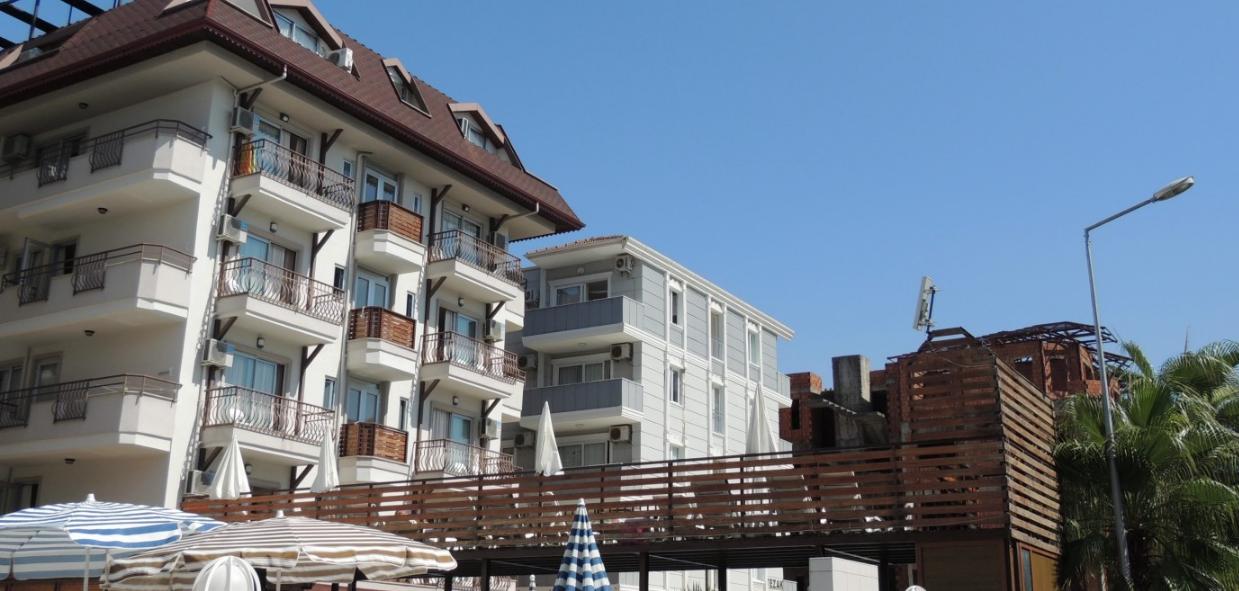 Отдых в апреле в Турции и отзыв об отеле Oba Time Hotel