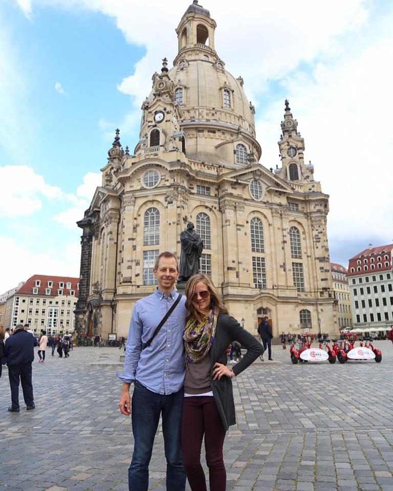 Наше насыщенное и увлекательное путешествие на авто в Германию