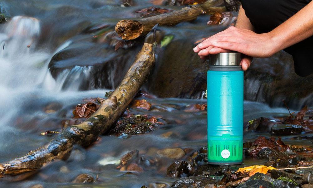 Решить вопрос с питьевой водой в походе теперь проще простого!