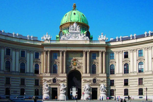 Апрельская командировка в Вену и отзыв о тарифе «Мегафона»