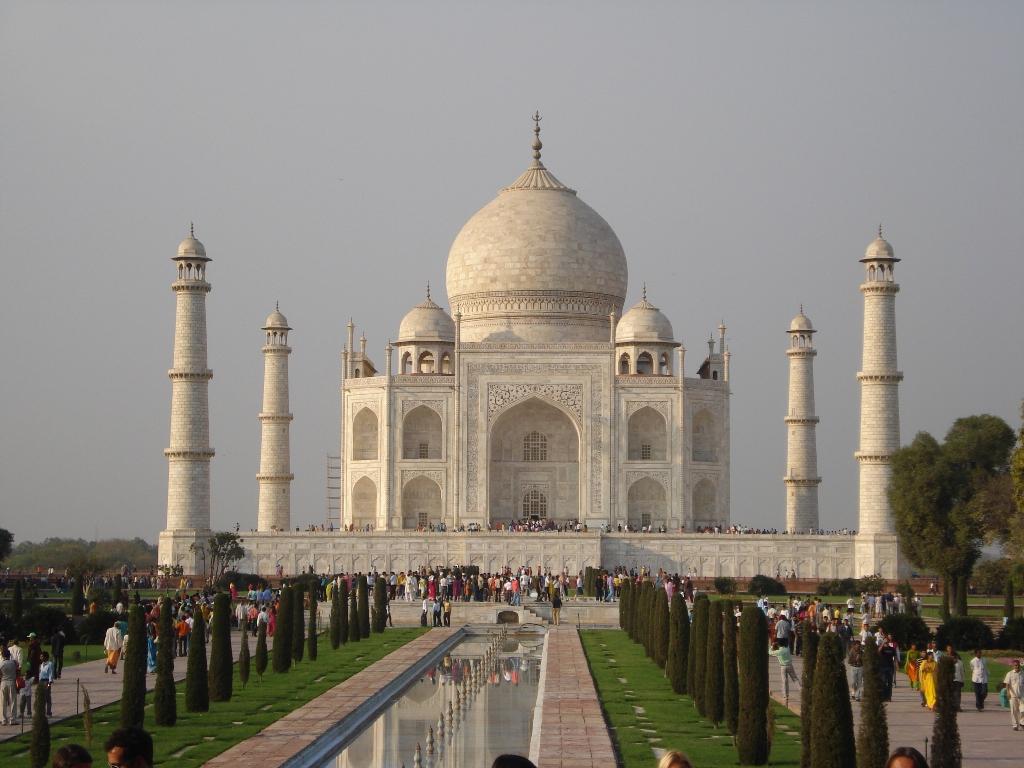 Рабочая поездка в Дели
