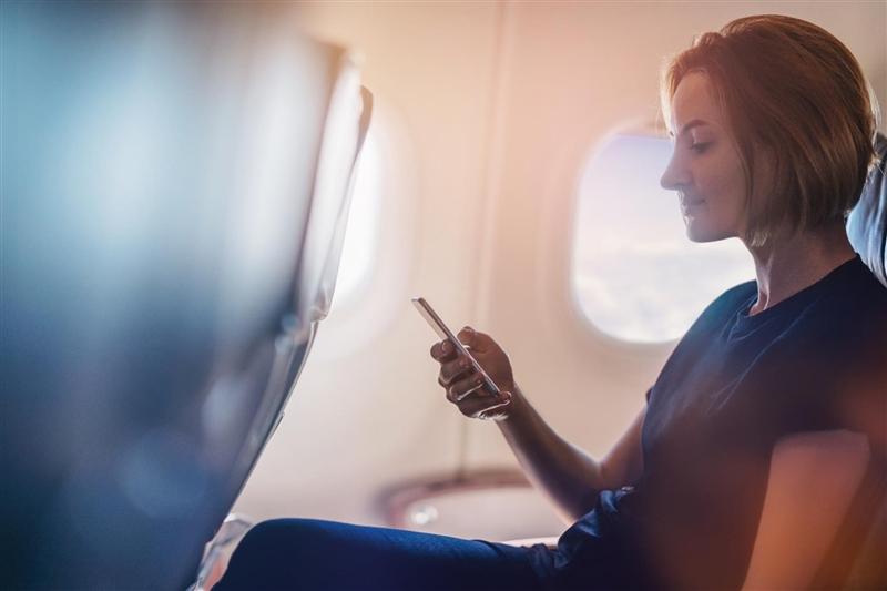 Wi-Fi на борту самолета: нововведения для пассажиров «Аэрофлота»