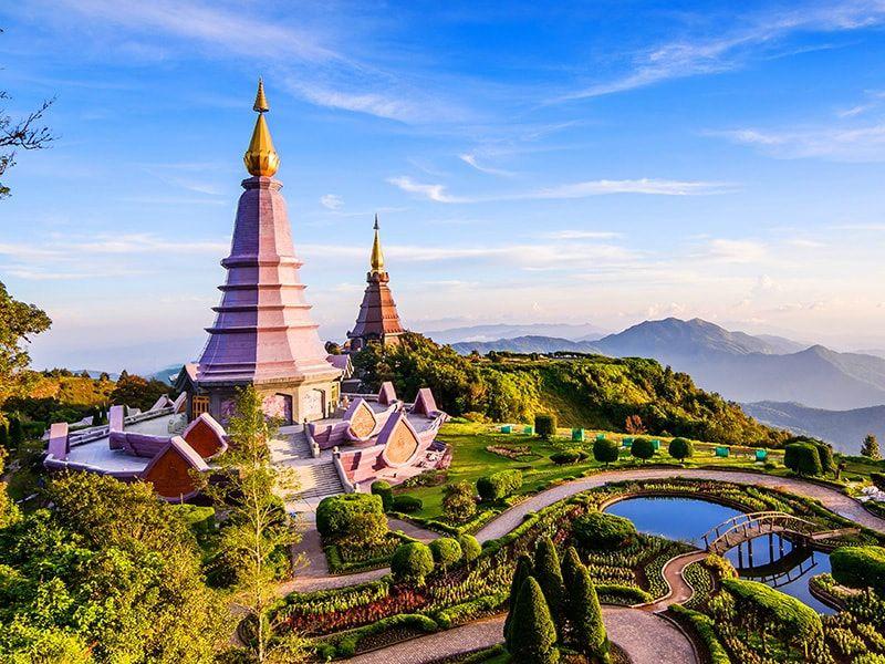 Чиангмай в Таиланде для фрилансеров