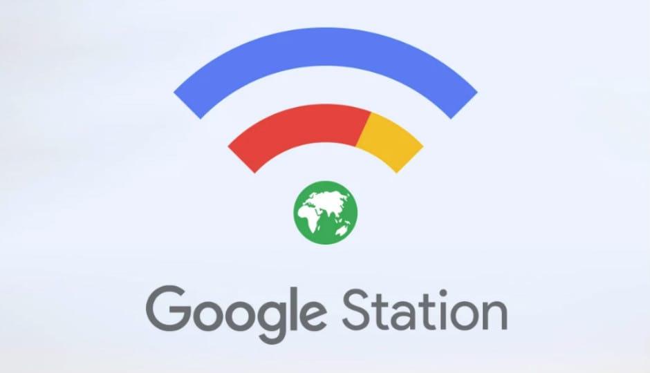 Проект Google Station в Индии
