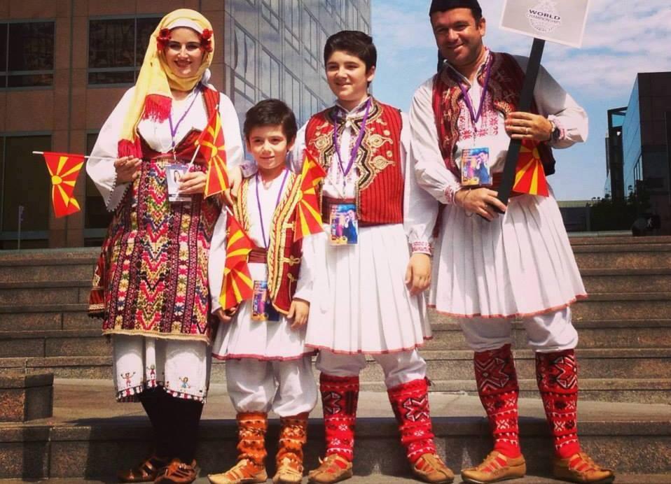Македония, Страны, где очень сложно получить гражданство
