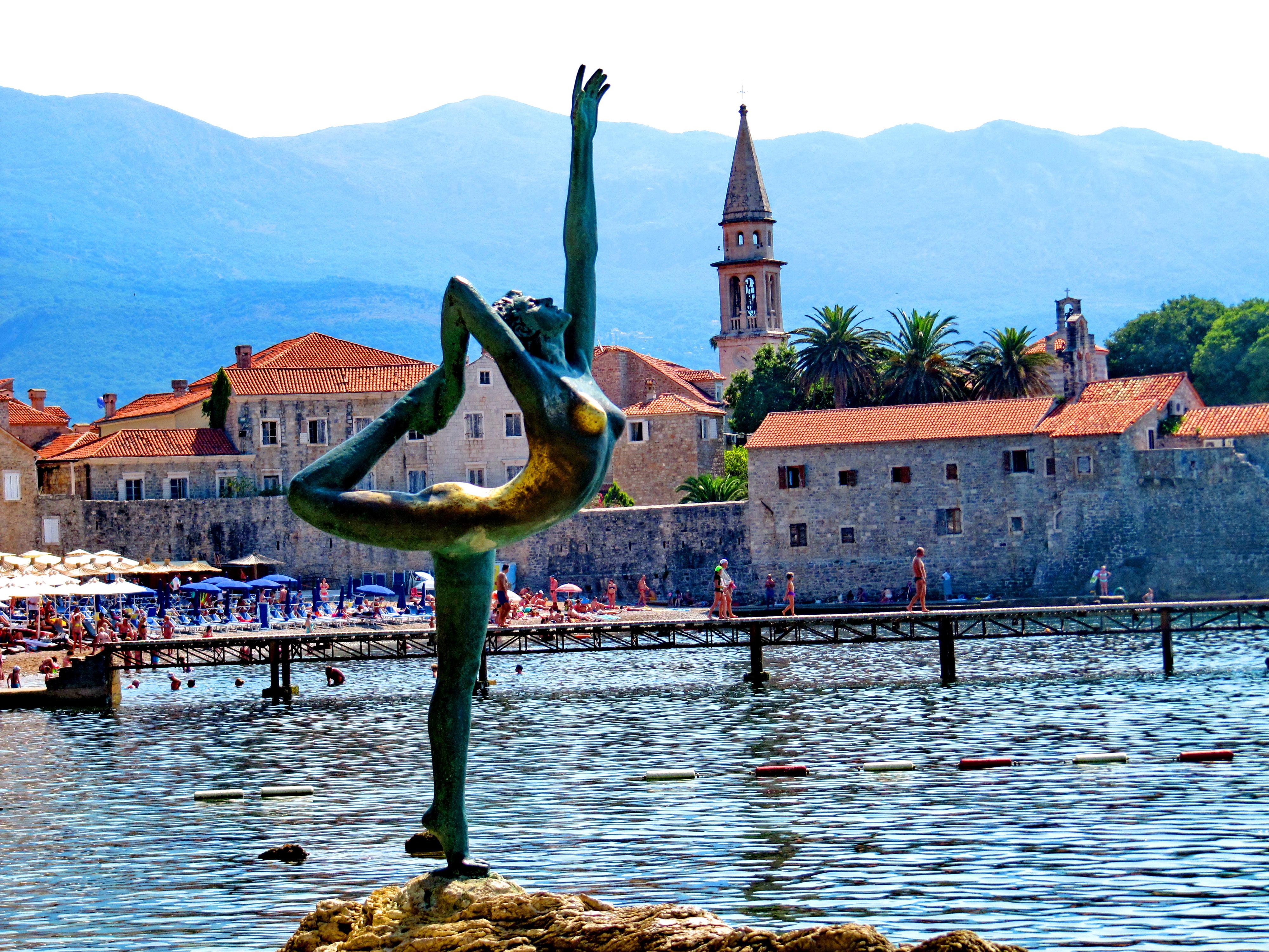 Черногория - Где бюджетно отдохнуть за границей в конце июня