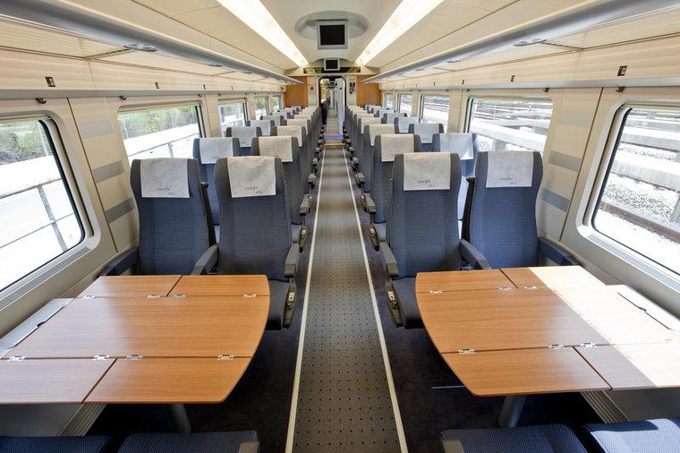 Лучшие железнодорожные компании Европы: рейтинг 2018 года 1