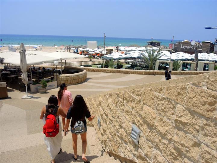 Наши майские «каникулы» в Израиле