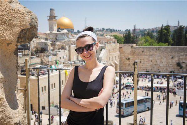 Поездка к родственникам в Израиль, Ришон-ле-Цион и отзыв о тарифе GlobalSim